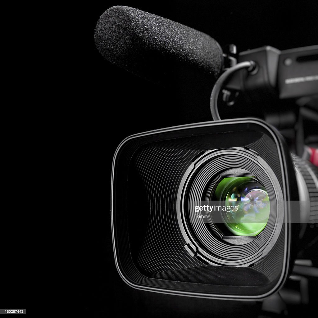 Digital Video Camera : Stock Photo