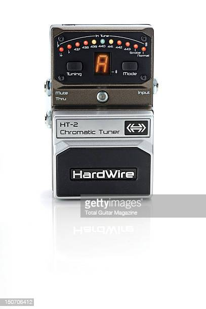 This image has been digitally manipulated A DigiTech HardWire tuner pedal taken on January 18 2010