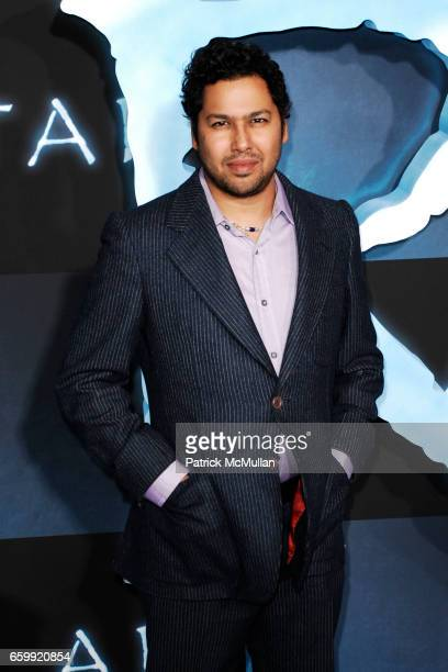 Dileep Rao attends The Los Angeles Premiere of AVATAR at Grauman's Chinese Theatre on December 16 2009 in Hollywood California