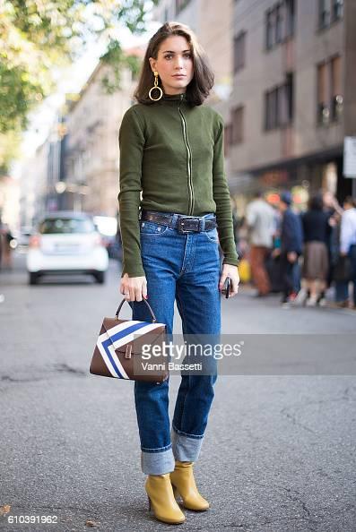 Street Style September 25 Milan Fashion Week Spring