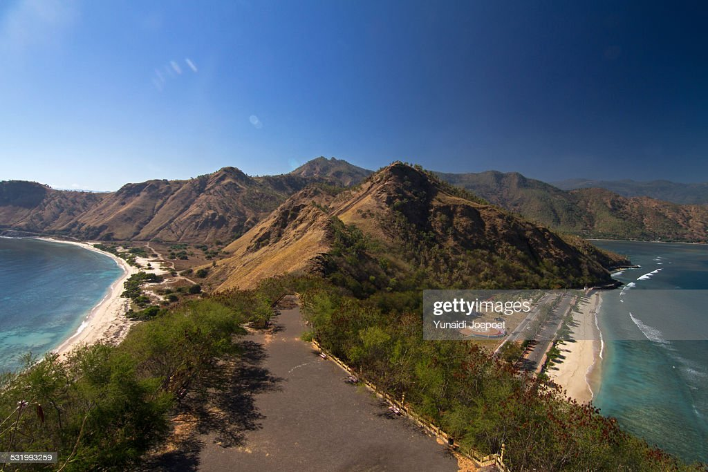Dili Beach, East Timor : Stock Photo