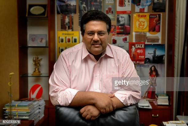 Dilip Piramal Chairman of VIP Industries photographed during an interview with Mint in Mumbai