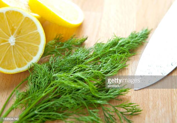 Dill and lemon
