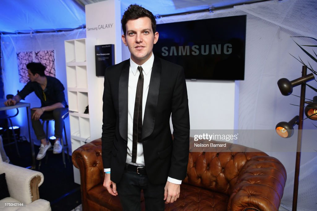 <a gi-track='captionPersonalityLinkClicked' href=/galleries/search?phrase=Dillon+Francis&family=editorial&specificpeople=9024665 ng-click='$event.stopPropagation()'>Dillon Francis</a> attends the Samsung Galaxy Artist Lounge at Lollapalooza on August 2, 2013 in Chicago City.