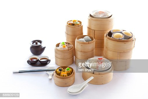 dim sum : Stock Photo