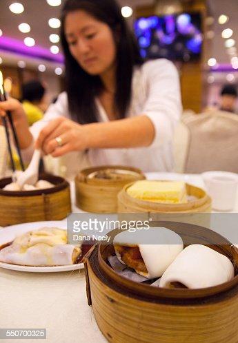 Dim Sum Restaurant, Hong Kong, China