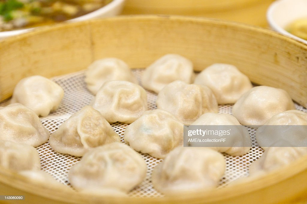 Dim Sum, Taiwan : Stock Photo