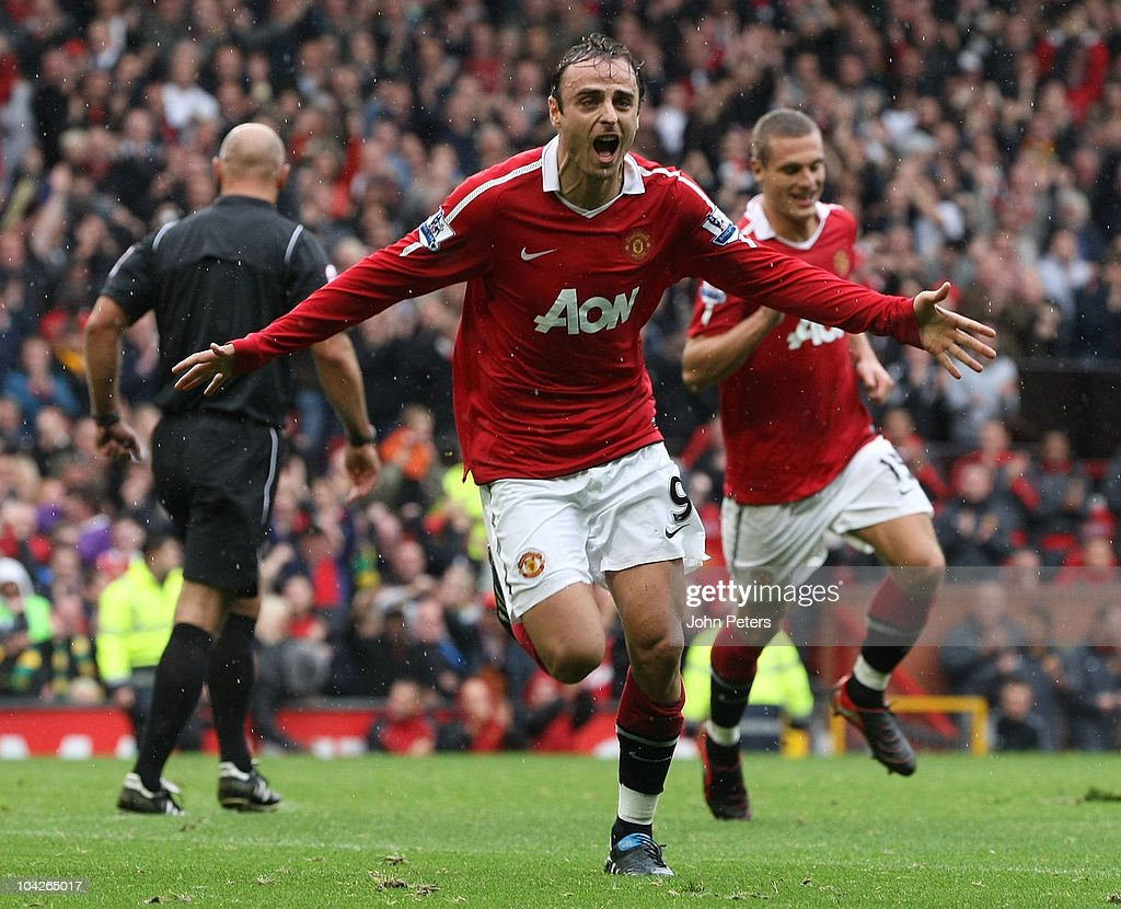 Manchester United v Liverpool Premier League s and