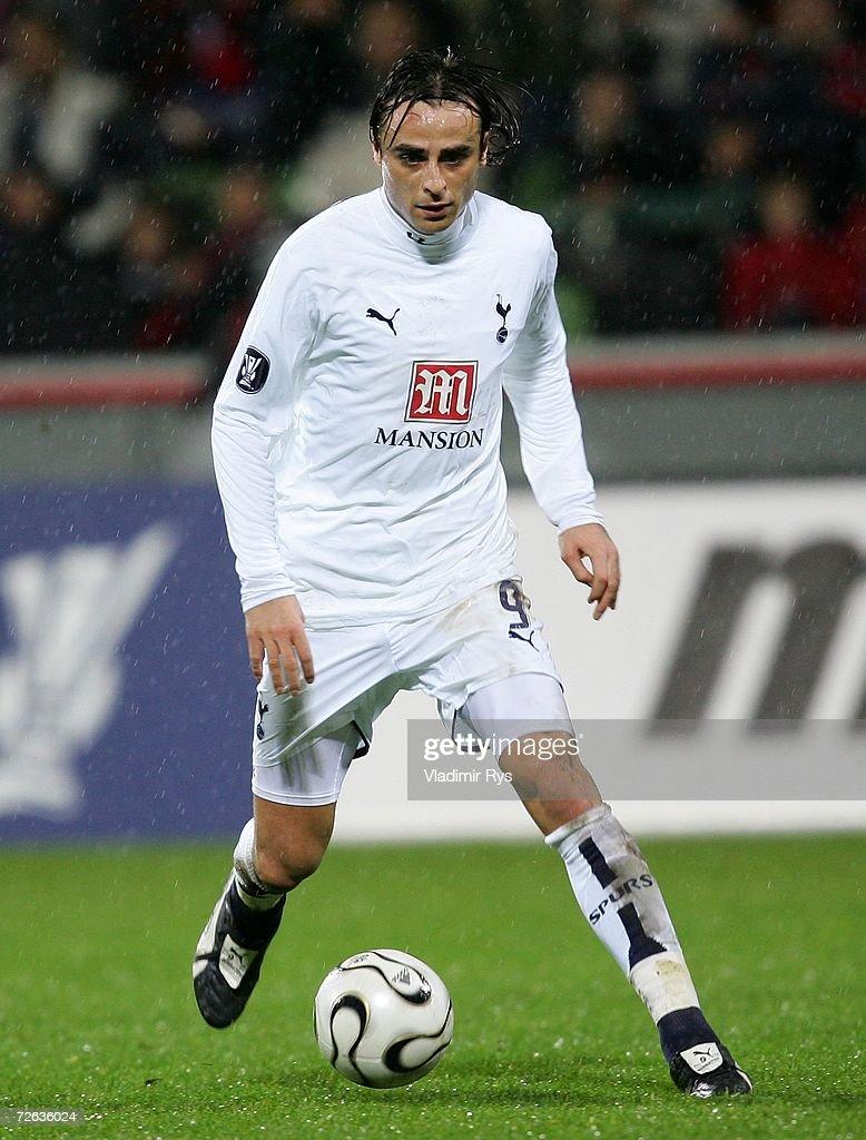UEFA Cup Bayer Leverkusen v Tottenham Hotspur s and