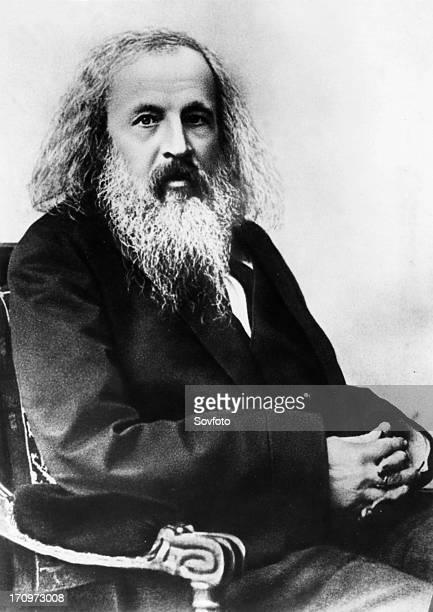 Dimitri ivanovich mendeleev 1834 1907 famous russian chemist