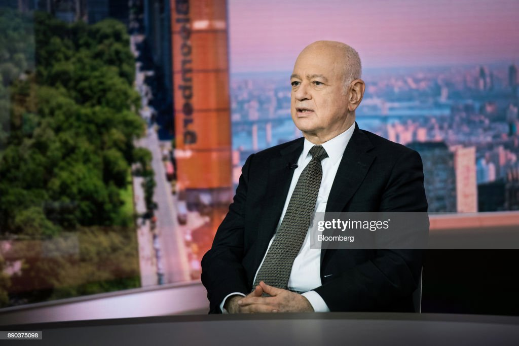Greek Economy And Development Minister Dimitri Papadimitriou Interview