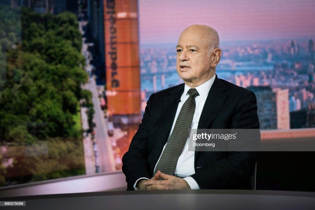 Greek Economy And Development Minister Dimitri Papadimitriou Interview