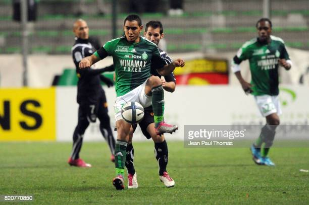 Dimitri PAYET Saint Etienne / Bordeaux 16e journee Ligue 1