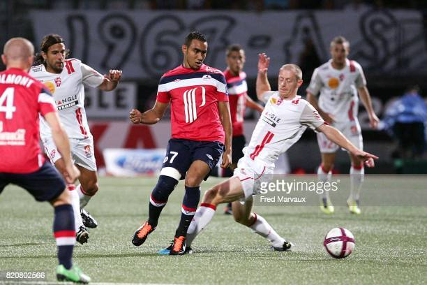 Dimitri PAYET Nancy / Lille 1ere journee de Ligue 1