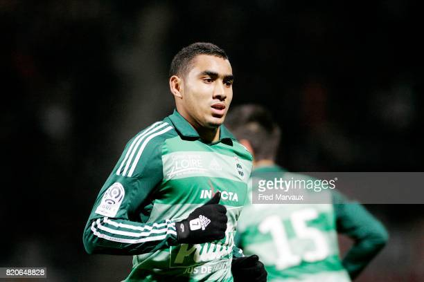 Dimitri PAYET Nancy / Saint Etienne 13e journee Ligue 1 Stade Marcel Picot Nancy