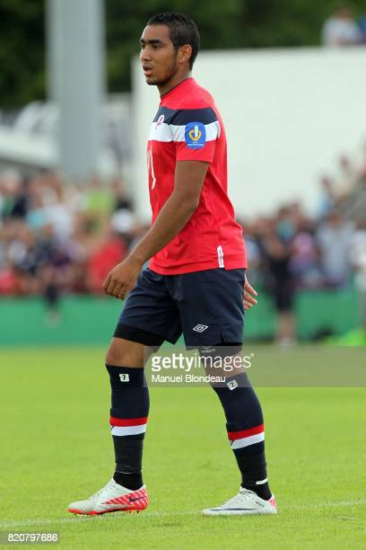 Dimitri Payet Bordeaux / Lille Match de preparation