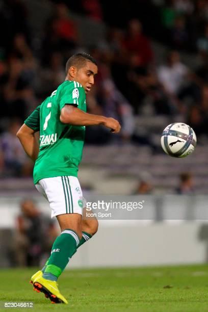 Dimitri Payet Toulouse / Saint Etienne 5eme journee de Ligue 1