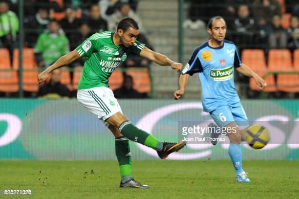 Dimitri PAYET Saint Etienne / Brest 27e journee Ligue1