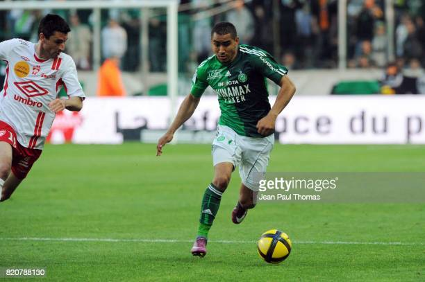 Dimitri PAYET Saint Etienne / Nancy 31e journee Ligue 1