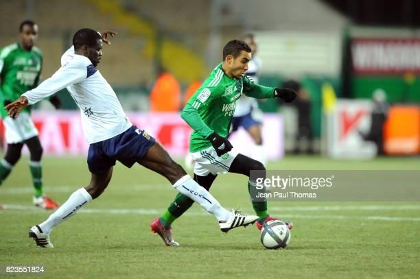 Dimitri PAYET Saint Etienne / Arles Avignon 18e journee Ligue 1