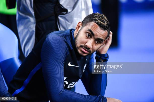 Dimitri Payet of France during the friendly match France and Spain at Stade de France on March 28 2017 in Paris France