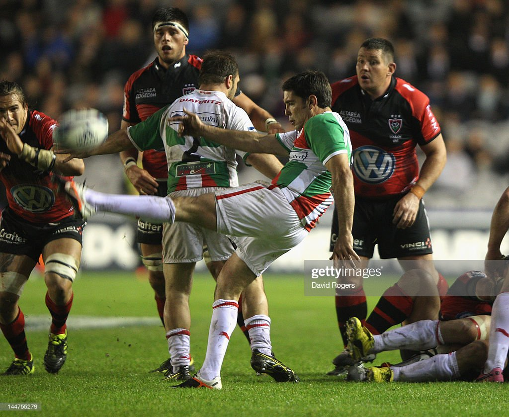 Biarritz Olympique v RC Toulon - Amlin Challenge Cup Final