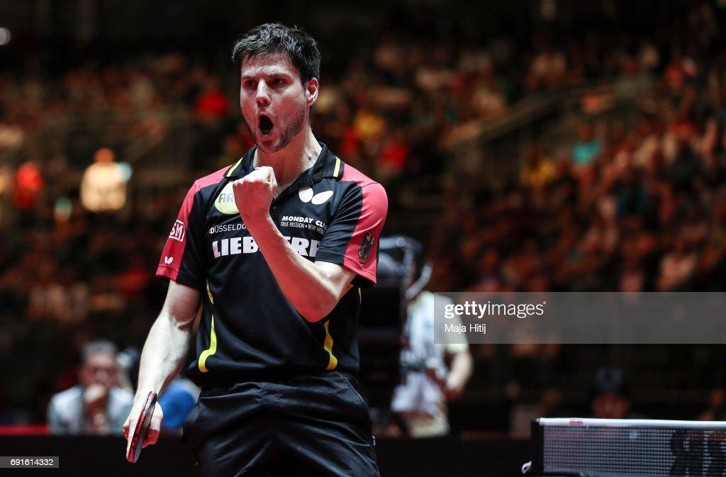 Table Tennis World Championship - Day 5