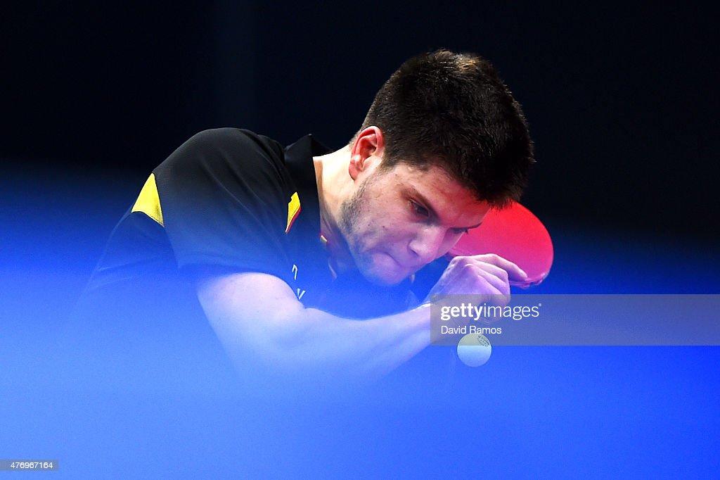 Table Tennis Day 1: Baku 2015 - 1st European Games