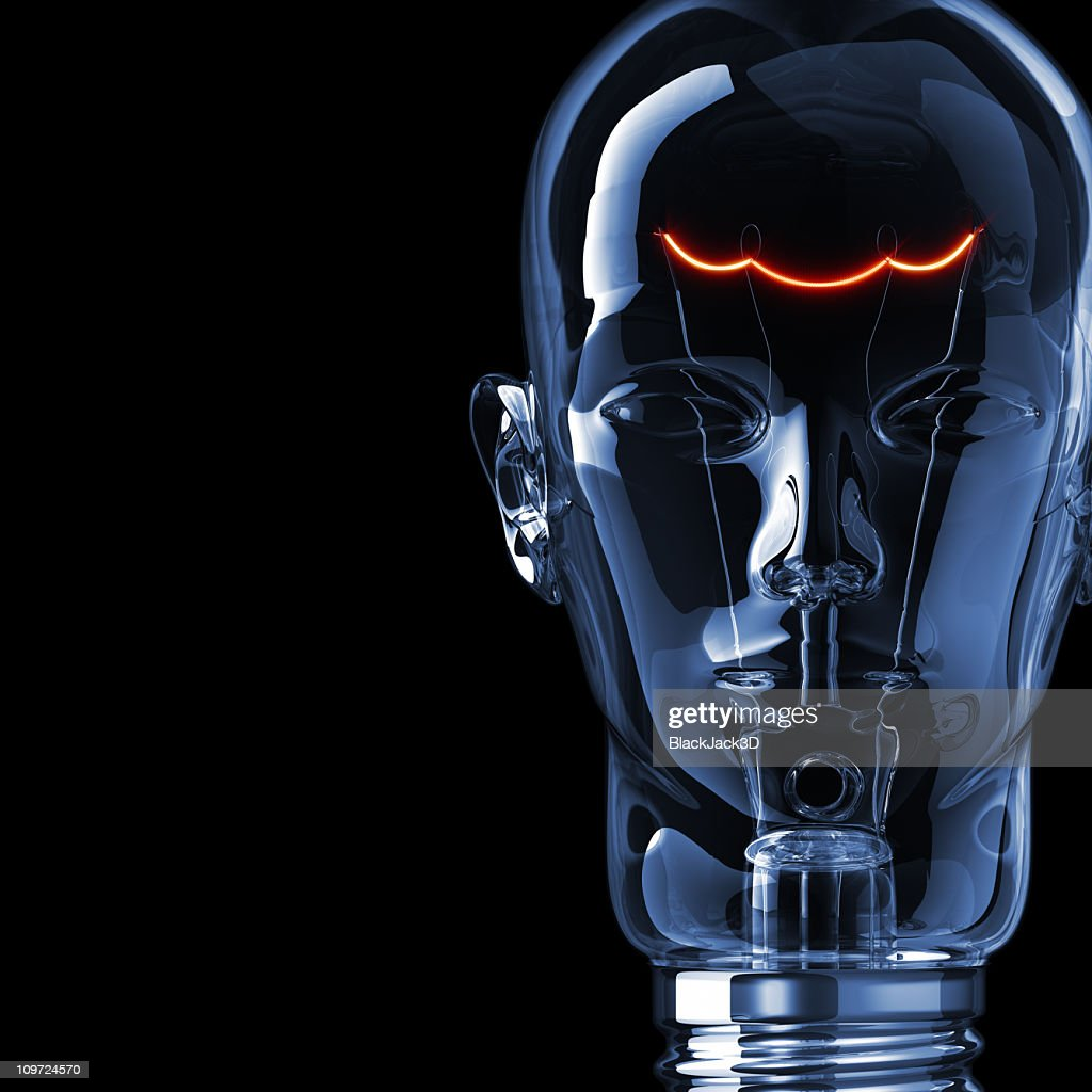 Hot Intelligence! : Stock Photo
