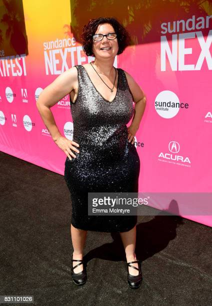 Dina Buno attends 2017 Sundance NEXT FEST at The Theater at The Ace Hotel on August 13 2017 in Los Angeles California