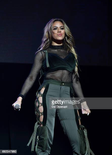 Dinah Jane of Fifth Harmony performs onstage during 1035 KTU's KTUphoria 2017 presented by ATT at Northwell Health at Jones Beach Theater on June 3...