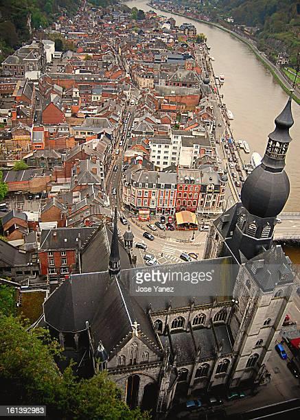Dinant City - Belgium