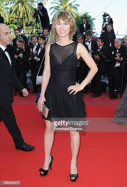 Dinara Droukarova attends 'The Exodus Burnt By The Sun 2' Premiere held at the Palais des Festivals during the 63rd Annual International Cannes Film...
