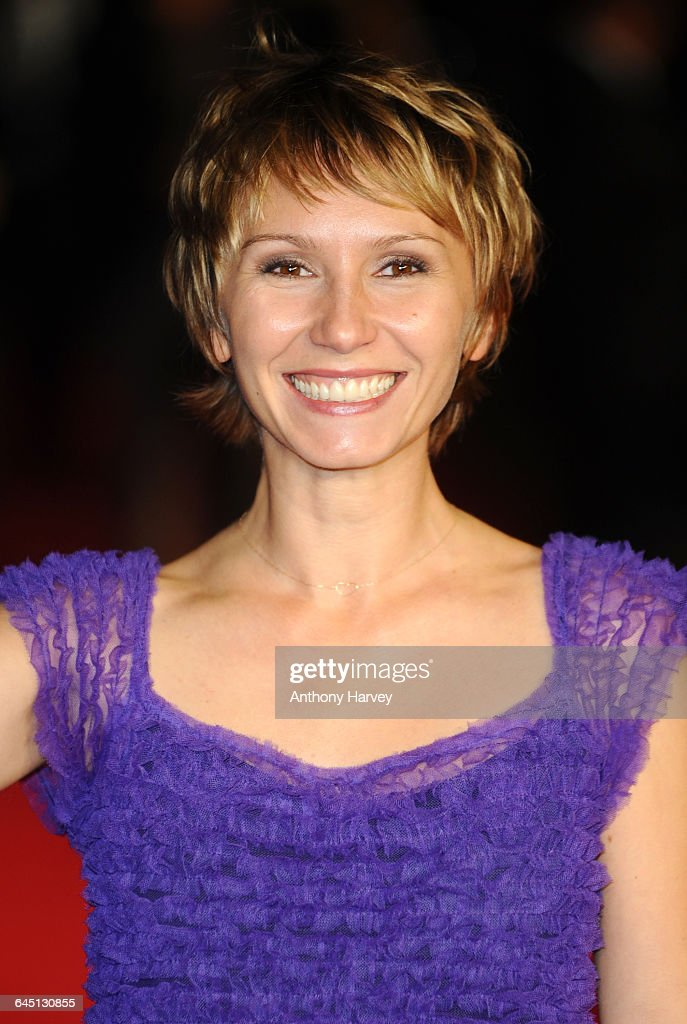 Dinara Drukarova attends the 360 Premiere during the 55th BFI London Film Festival on October 12, 2011 at the Odeon Cinema, Leicester Square in London.
