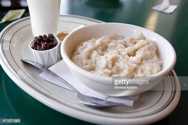 Diner: Oatmeal