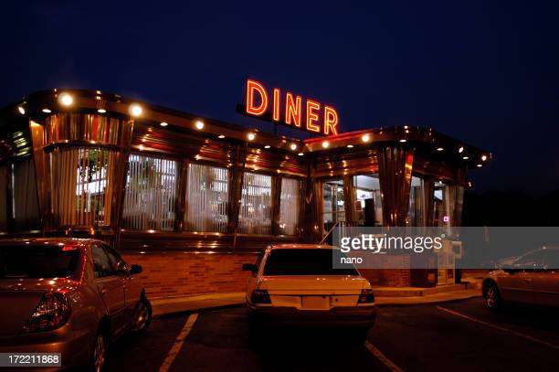 diner-at night