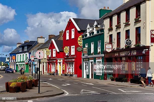 Dingle City, Dingle Peninsula, Ireland