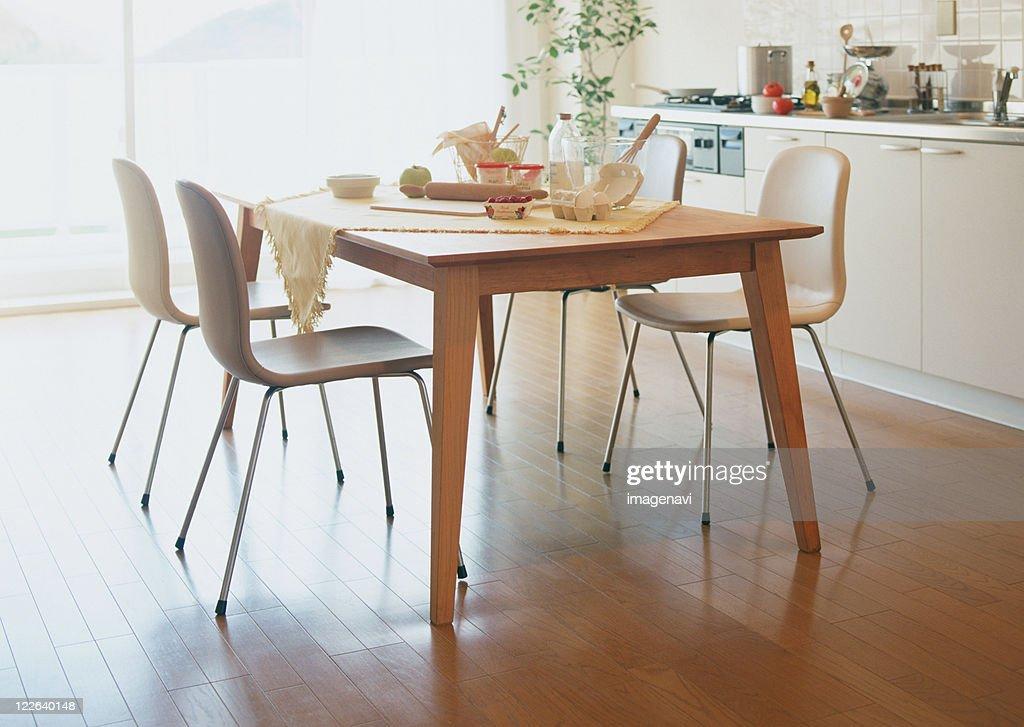 Dining Kitchen : Stock Photo