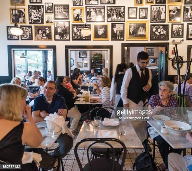 Dining room at Joselito