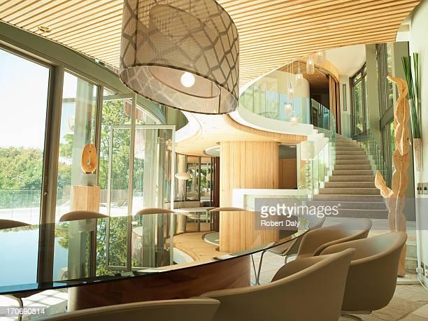 Speiseraum in moderne Zuhause