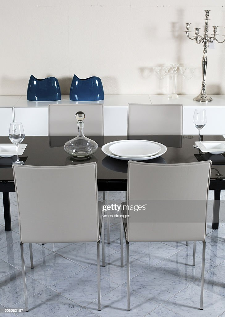 dining room : Stockfoto