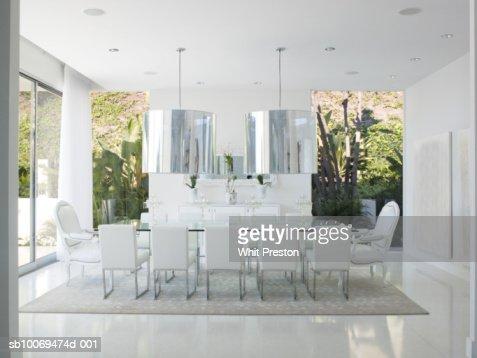 Dining room : Stock Photo