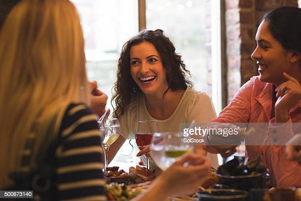 Dining with Friends