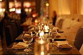 Dinner in Manhattan