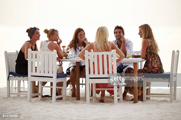 Cena in paradiso