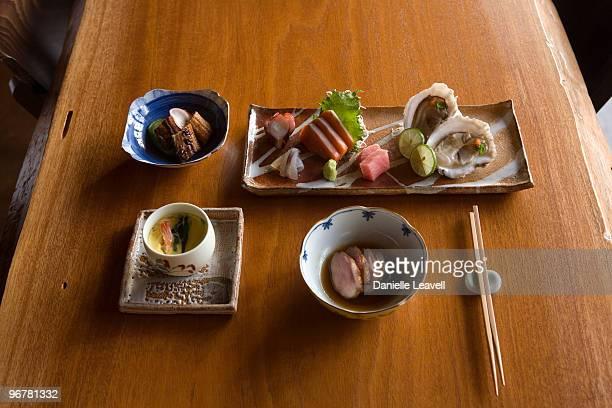 Dinner Kappo style - Japanese