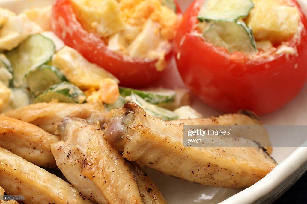 Dinner : Stock Photo