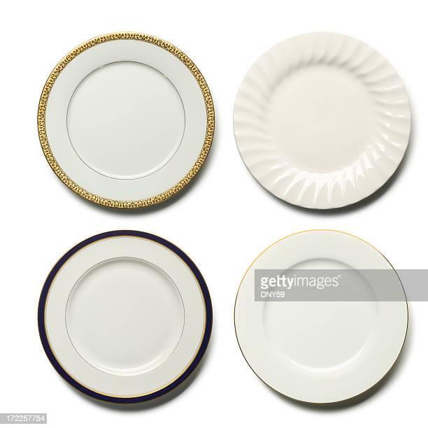 La cena piastre