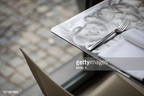 Dinner table : Stockfoto