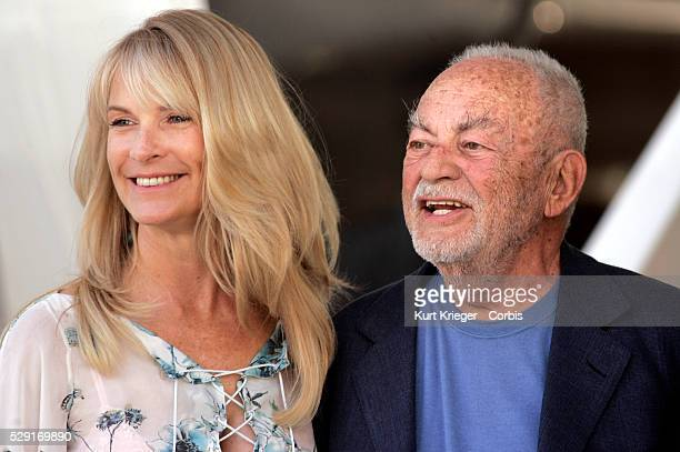 Dino and Martha de Laurentiis at Cannes Film Festival